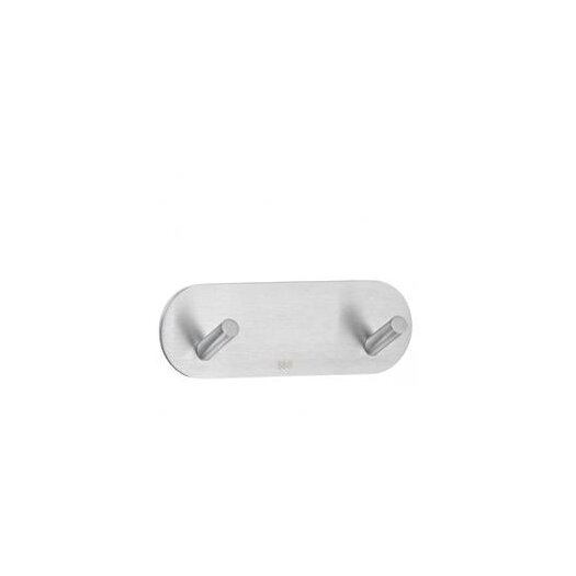 Smedbo Design Double Wall Mounted Mini Hook