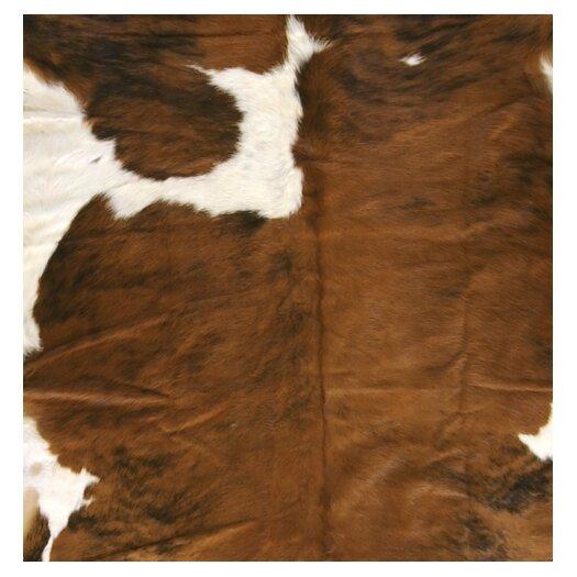Surya Duke Brown/White Area Rug