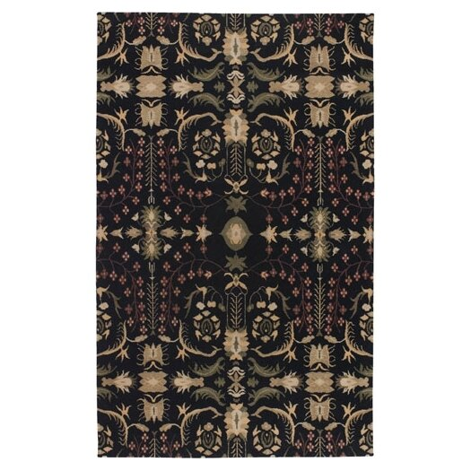 Surya Everest Tingri Black Area Rug