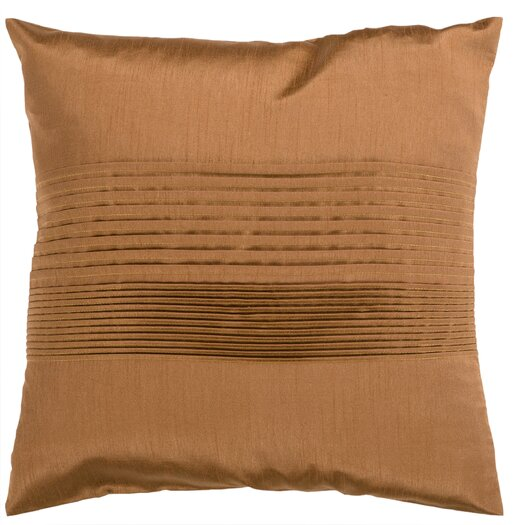Surya Pleated Throw Pillow