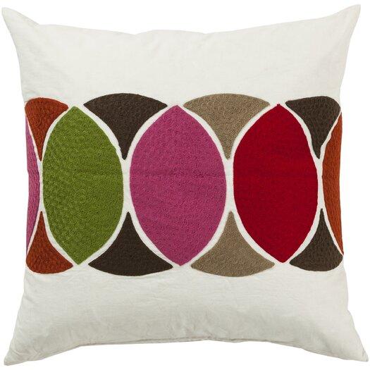 Surya Intersecting Circles Pillow
