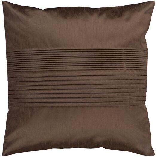 Surya Pleated Throw Pillow