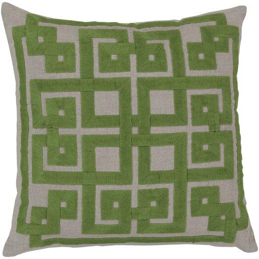 Surya Intersected Geometrics Pillow