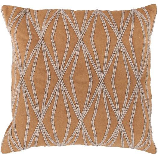 Surya Daring Diamond Pillow