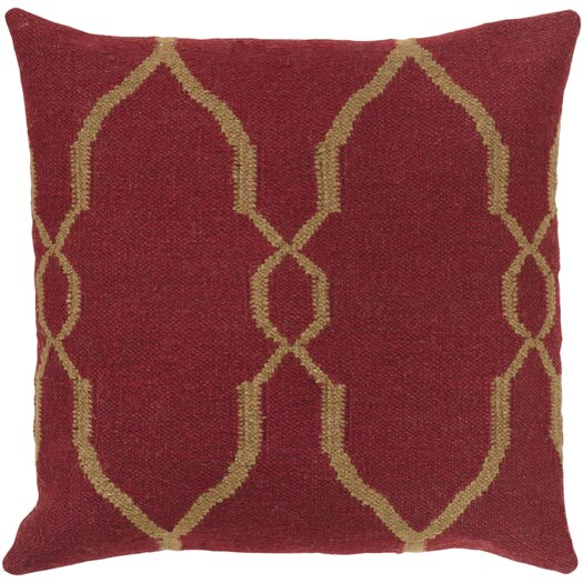 Surya Juxtaposed Geometric Pillow