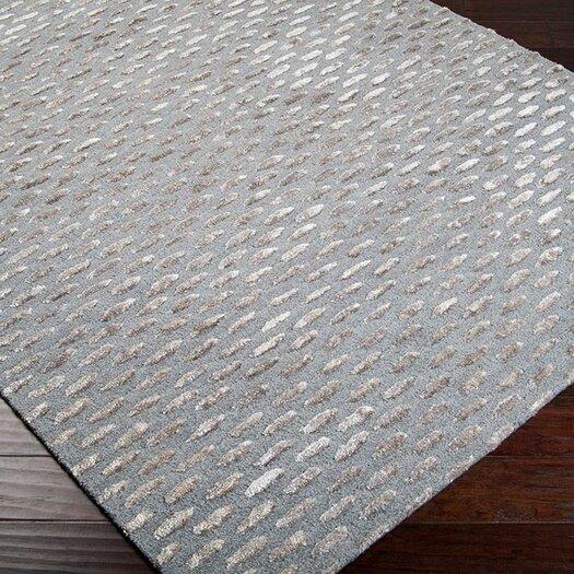 Surya Atlantis Gray/Silver Area Rug