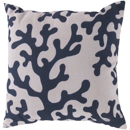 Surya Charming Coral Pillow