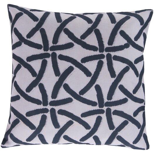 Surya Overlapping Circles Pillow