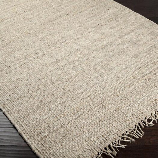 Surya Natural Living Beige Area Rug