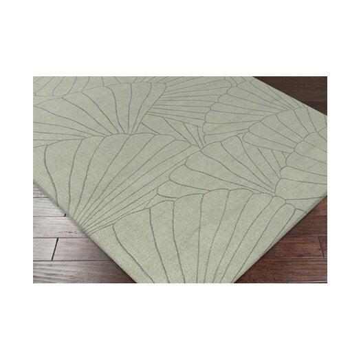 Surya Shell Dried Oregano Rug