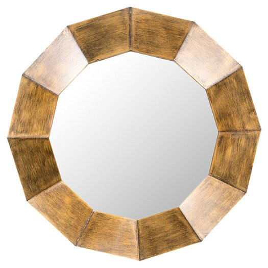Surya Willow Decorative Mirror