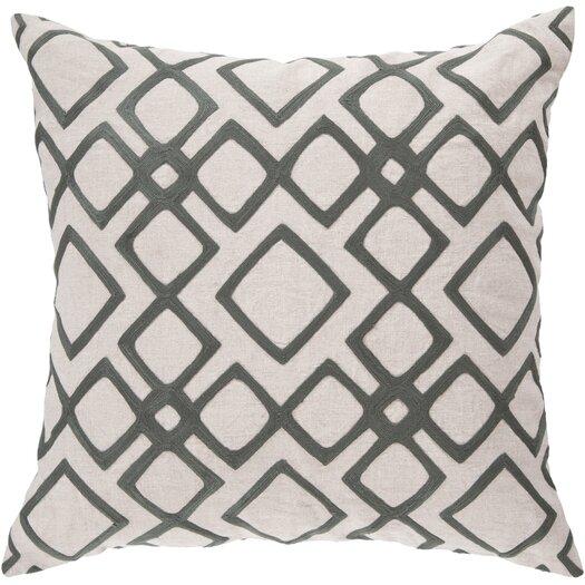 Surya Divine Diamond Throw Pillow