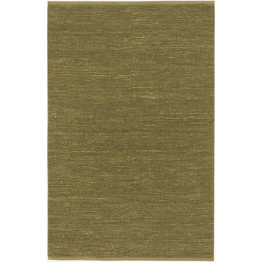 Surya Continental Lime Green Area Rug