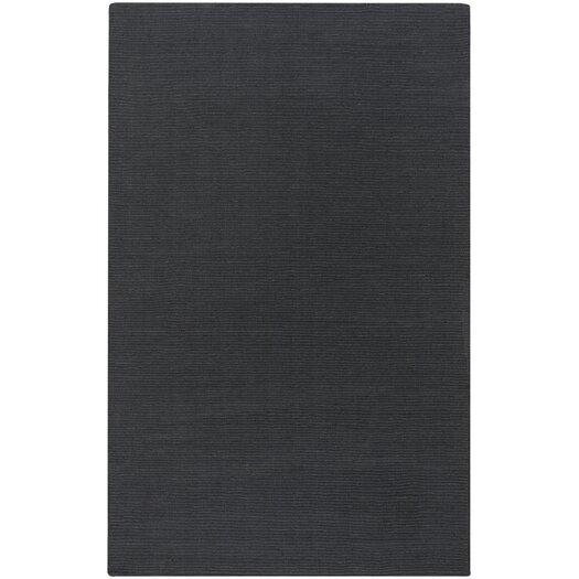 Surya Mystique Dark Gray Area Rug