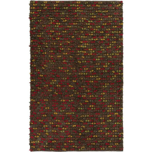 Surya Autumn Brown Area Rug