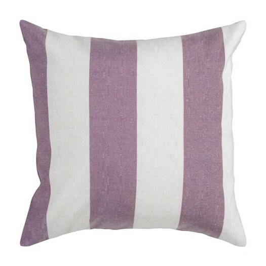 Surya Striking Stripe Pillow