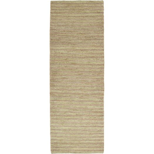 Surya Dominican Palm Green/Blond Area Rug