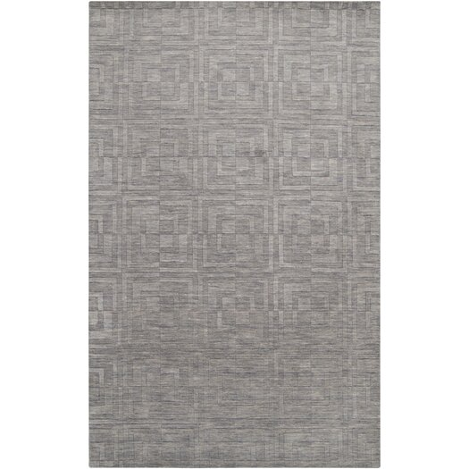 Surya Etching Gray Area Rug