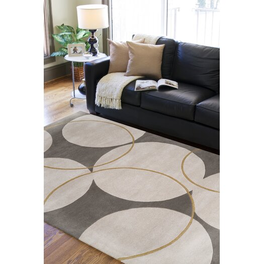 Surya Goa Grey Area Rug