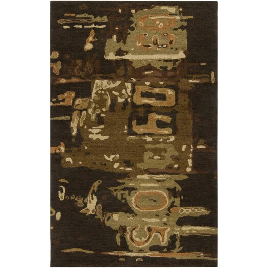 Surya Rant Coffee Bean Rug