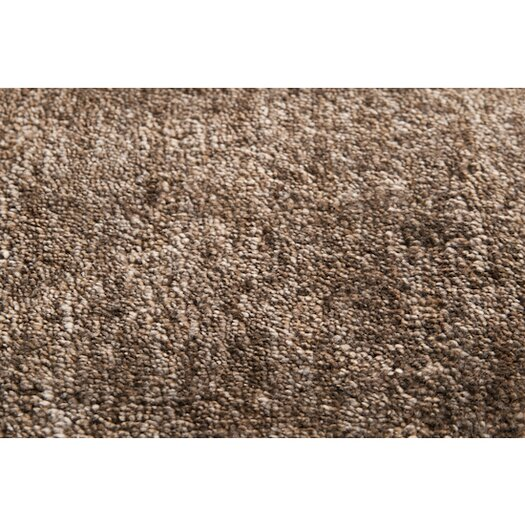 Surya Haize Hot Cocoa Solid Area Rug