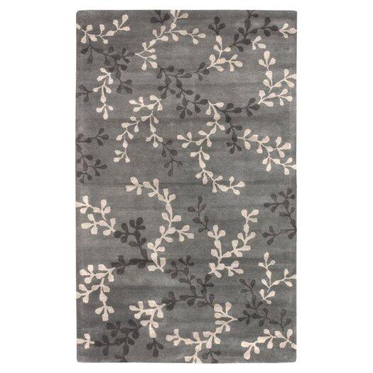 Surya Artist Studio Vine Charcoal Gray Area Rug