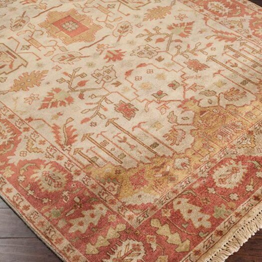 Surya Adana Burnished Gold Area Rug