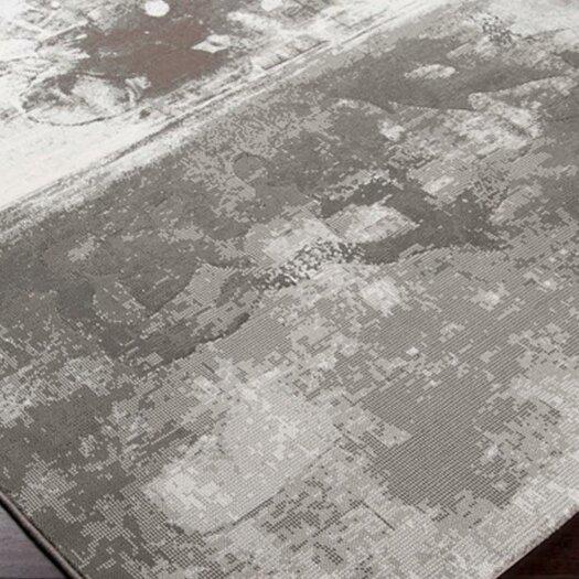 Surya Contempo White/Grey Rug