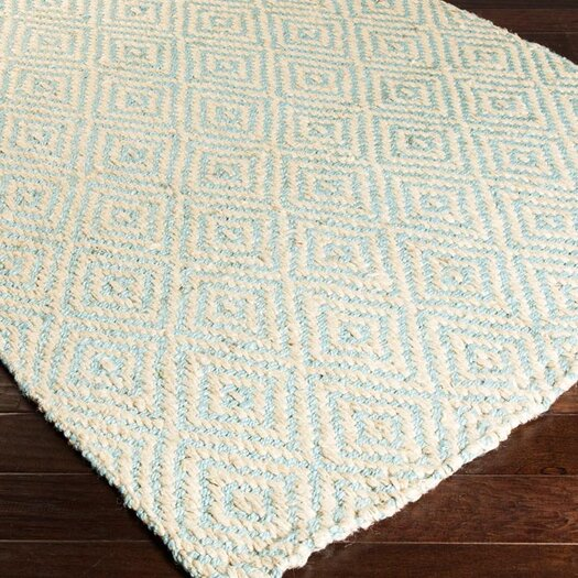 Surya Reeds Slate Blue Rug