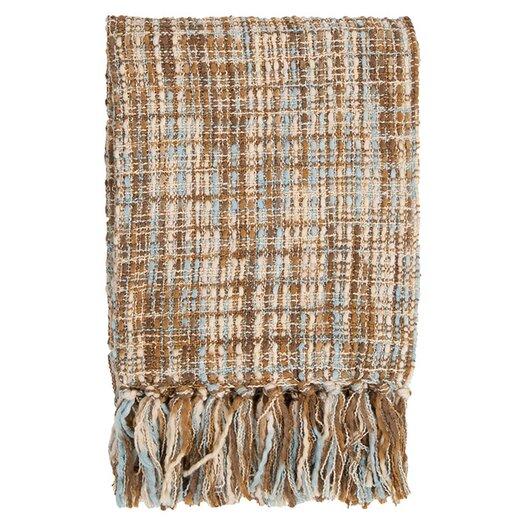 Surya Tabitha Acrylic Throw Blanket