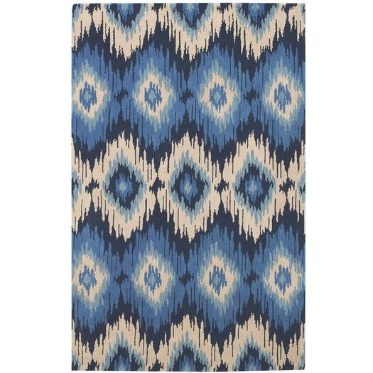 Capel Rugs Rally Navy Area Rug