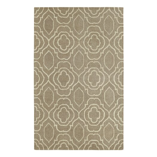 Dynamic Rugs Palace Silver/Ivory Area Rug