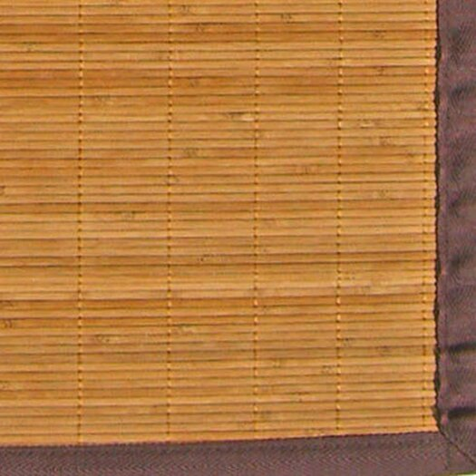 Anji Mountain Bamboo Rugs Villager Natural Area Rug