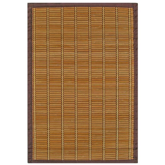 Anji Mountain Bamboo Rugs Pearl River Area Rug