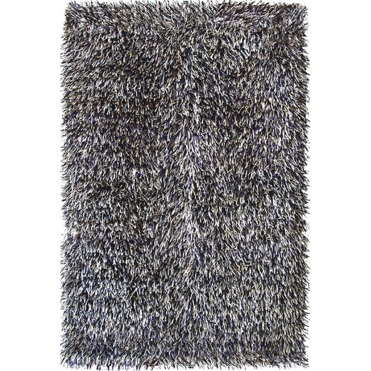 Foreign Accents Elementz Fettuccine Gray Area Rug