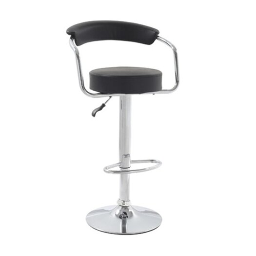 Smart Adjustable Height Swivel Bar stool