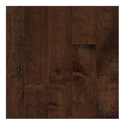 "Armstrong Heritage Classics 5"" Engineered Maple Flooring in Adirondack Brown"
