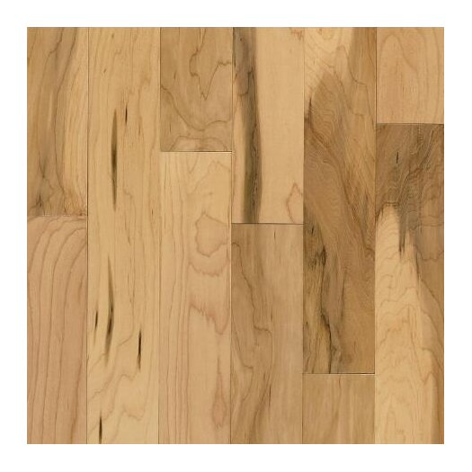 """Armstrong Sugar Creek 3-1/4"""" Solid Maple Flooring in Country Natural"""