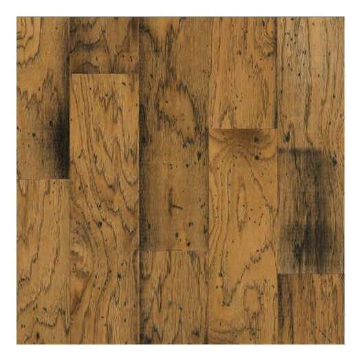 """Armstrong Heritage Classics 5"""" Engineered Hickory Flooring in Antique Natural"""