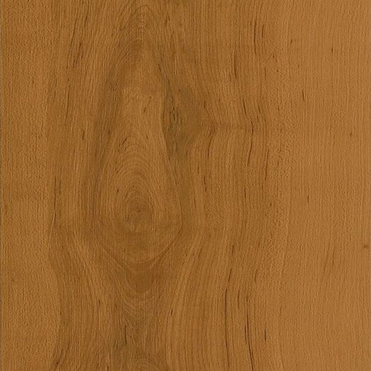 "Armstrong Luxe Sugar Creek Maple 6"" x 36"" Vinyl Plank in Cinnamon"