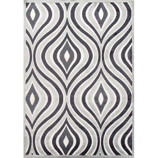 Jaipur Rugs Fables Gray & Ivory Area Rug I