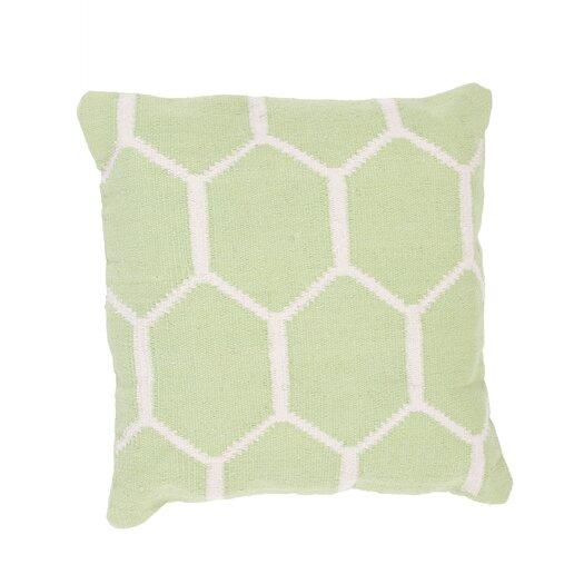 Jaipur Rugs Santorini Handmade Cotton Pillow