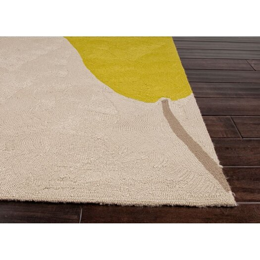 Jaipur Rugs Grant Au Pear Beige/Green Indoor/Outdoor Area Rug