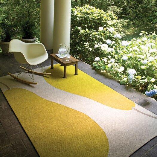 Jaipur Rugs Grant Au Pear Beige & Green Indoor/Outdoor Area Rug