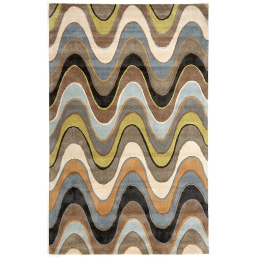Jaipur Rugs Fusion Serendipity Brown Rug