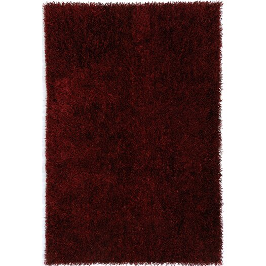 Jaipur Rugs Flux Red Shag Area Rug