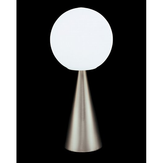 "FontanaArte Bilia 16.9"" H Table Lamp"