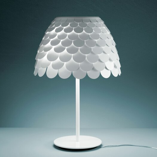 "FontanaArte Carmen 29.5"" H Table Lamp with Empire Shade"