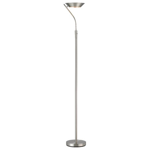 Adesso Saturn LED Torchiere Floor Lamp