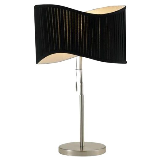 "Adesso Symphony 26"" H Table Lamp with Drum Shade"